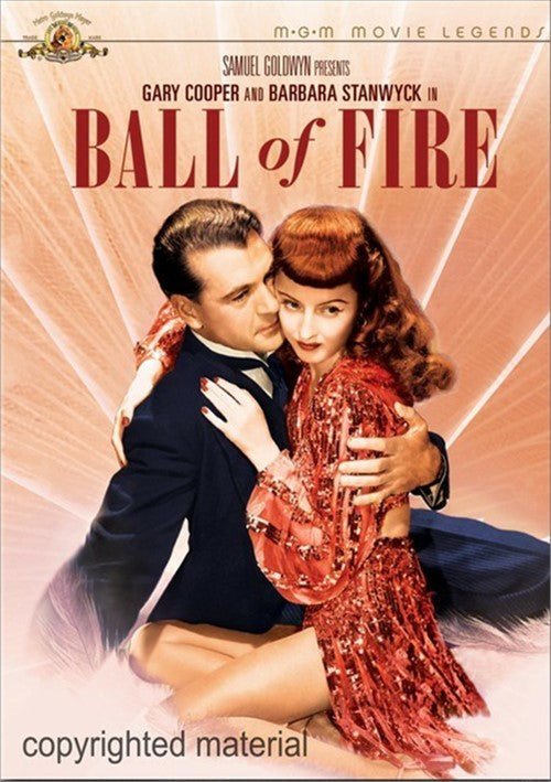 Ball Of Fire (1941) - Gary Cooper  DVD