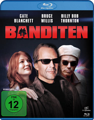 Bandits (2001) - Bruce Willis Blu-ray