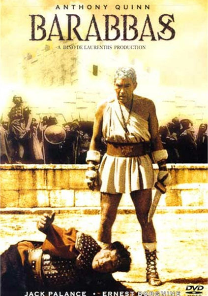 Barabbas (1961) - Anthony Quinn  DVD