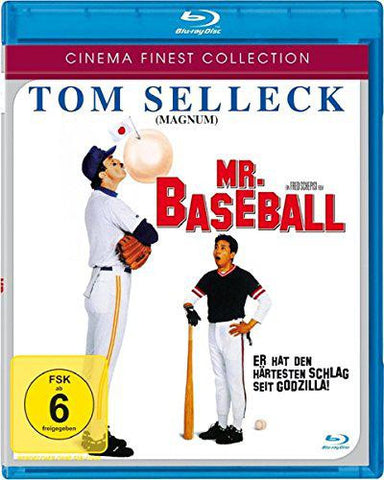 Mr. Baseball (1992) - Tom Selleck  Blu-ray
