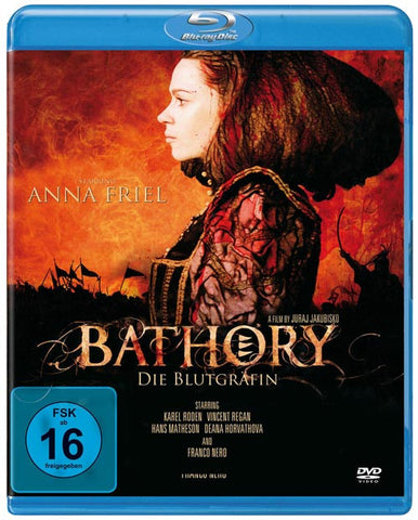 Bathory - Countess Of Blood (2007) - UNCUT Blu-ray