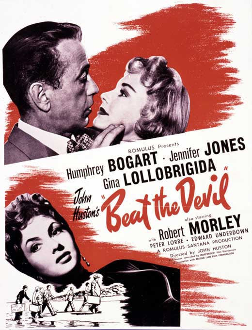 Beat The Devil (1954) - Humphrey Bogart  DVD