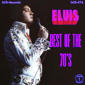 Elvis - Best Of The 70s CD - Alternate Tracks