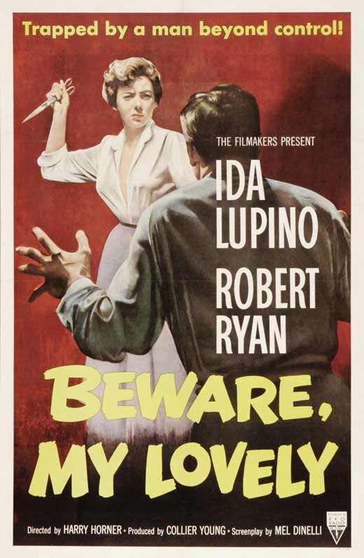 Beware, My Lovely (1952) - Robert Ryan  DVD
