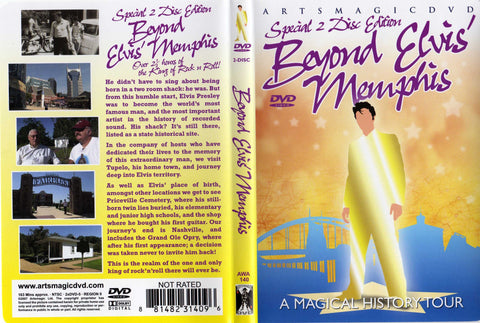 Beyond Elvis Memphis - 2 DVD Set