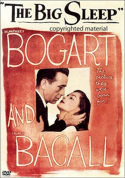 The Big Sleep (1946) - Humphrey Bogart  DVD