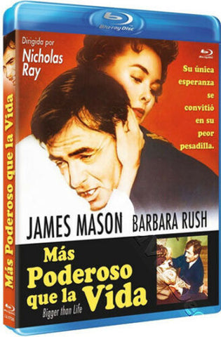 Bigger Than Life (1956) - James Mason  Blu-ray