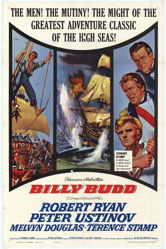 Billy Budd (1962) - Peter Ustinov  DVD