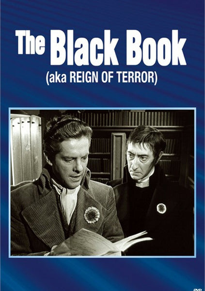 Black Book AKA Reign Of Terror (1949) - Anthony Mann  DVD