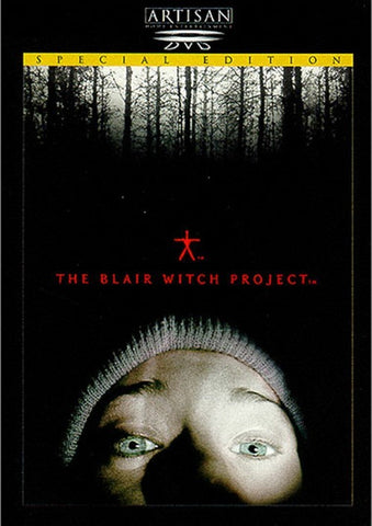 Blair Witch Project (1999)   DVD