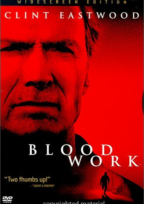 Blood Work (2002) - Clint Eastwood  DVD