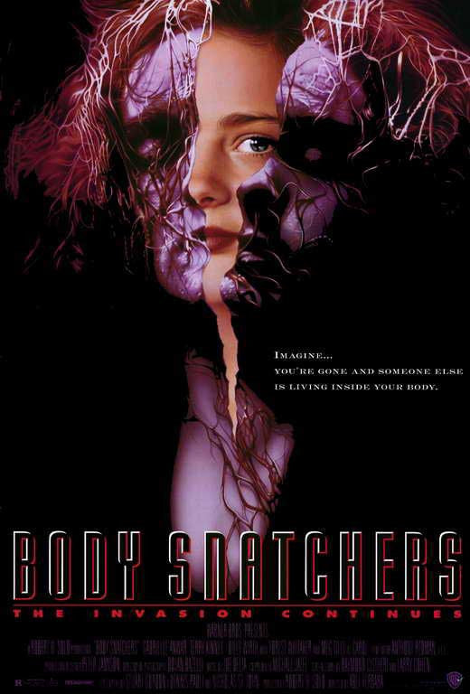 Body Snatchers (1993) - Forest Whitaker  DVD
