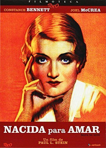 Born To Love (1931) - Constance Bennett  DVD