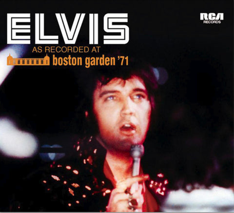 Elvis Presley - As Recorded At Boston Garden '71  FTD CD