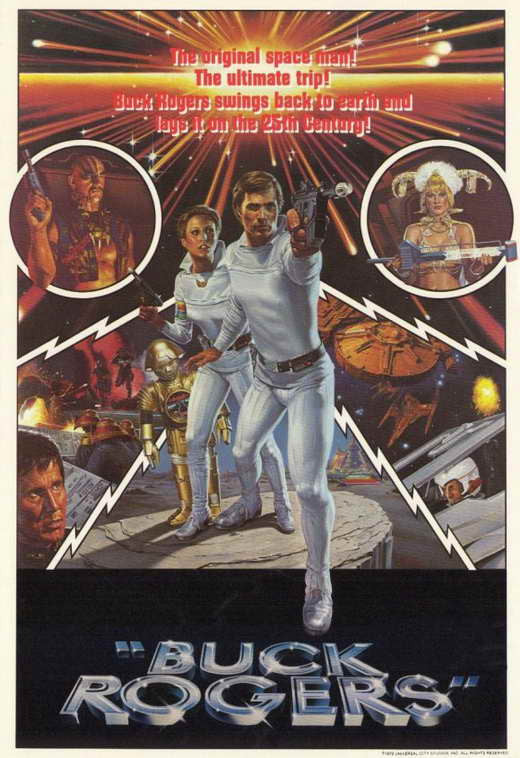 Buck Rogers In The 25th Century (1979) - Gil Gerard  DVD