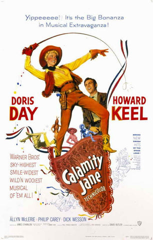 Calamity Jane (1953) - Doris Day  DVD