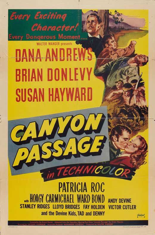 Canyon Passage (1946) - Dana Andrews  DVD