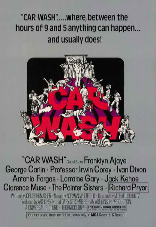 Car Wash (1976) - Richard Pryor  DVD