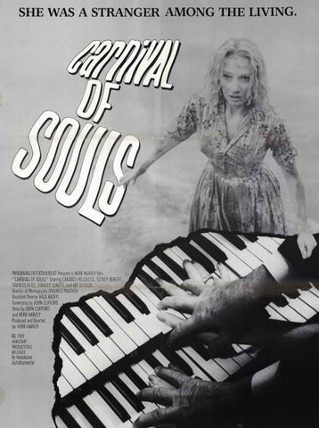 Carnival Of Souls (1962) - Herk Harvey  Color Version  DVD