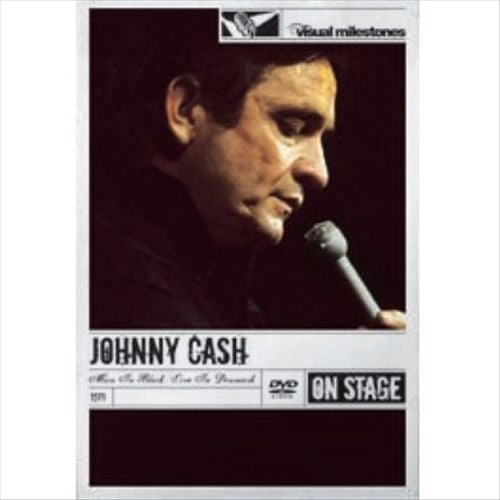 Johnny Cash : Live In Denmark 1971  DVD