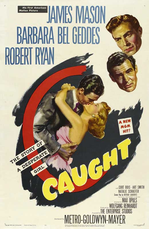 Caught (1949) - Robert Ryan  DVD