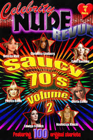 Celebrity Nude Revue : The Saucy 70's - Volume 2  DVD
