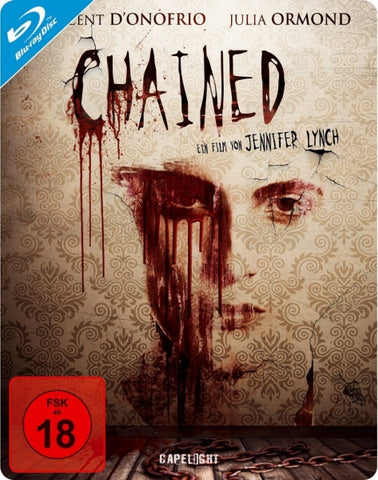 Chained (2012) - Vincent D´Onofrio  Limited Edition Steelbook  Blu-ray