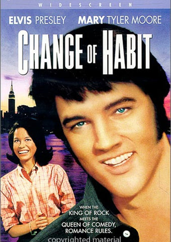 Change Of Habit (1969) - Elvis Presley  DVD