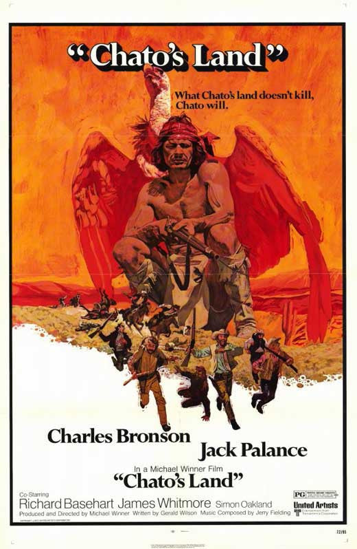 Chato´s Land (1972) - Charles Bronson  DVD