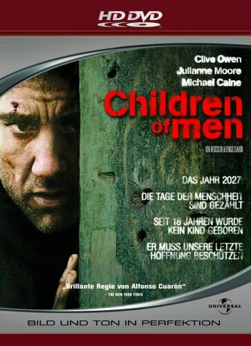 Children Of Men (2006) - Clive Owen  HD DVD