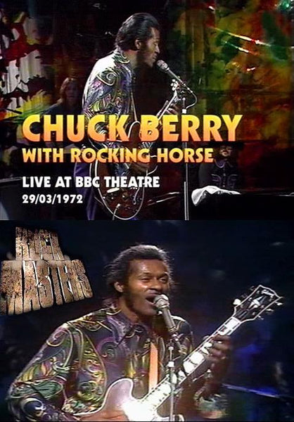 Chuck Berry : Live At The BBC 1972  DVD