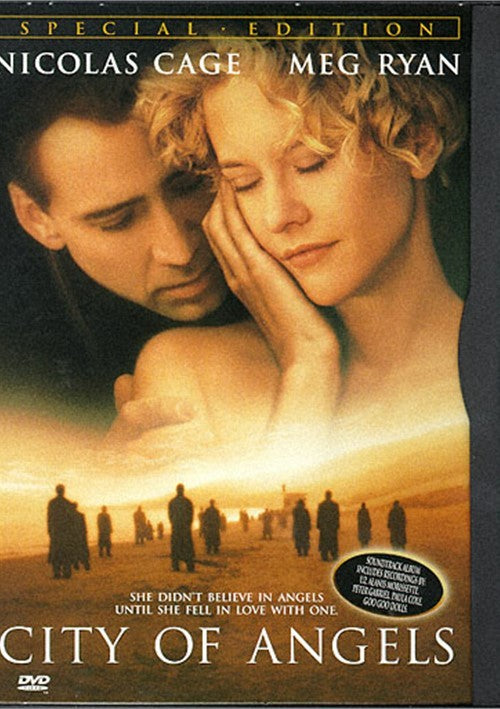 City Of Angels (1998) - Nicolas Cage  DVD