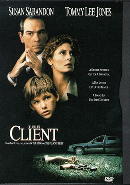 The Client (1994) - Tommy Lee Jones  DVD