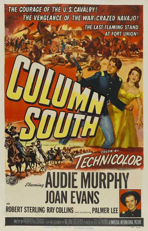 Column South (1953) - Audie Murphy  DVD