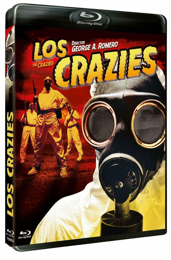 The Crazies (1973) - George A. Romero  Blu-ray codefree