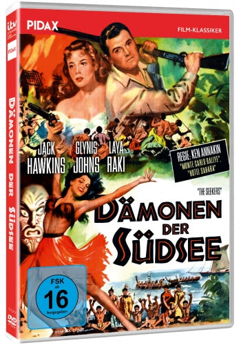 The Seekers (1954) - Jack Hawkins  DVD