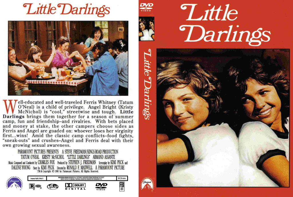 Little Darlings (1980)  DVD