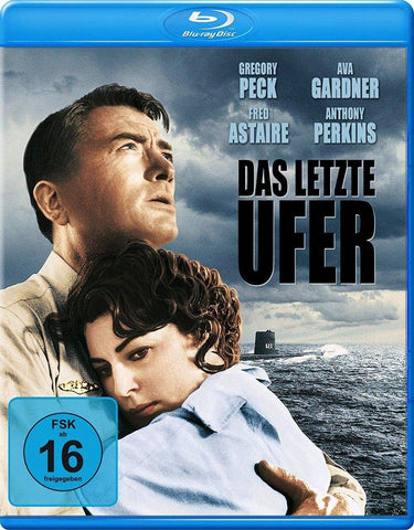 On The Beach (1959) - Gregory Peck  Blu-ray