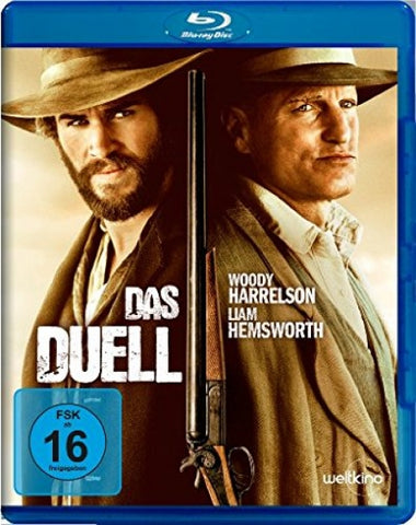 The Duel (2016) - Woody Harrelson  Blu-ray