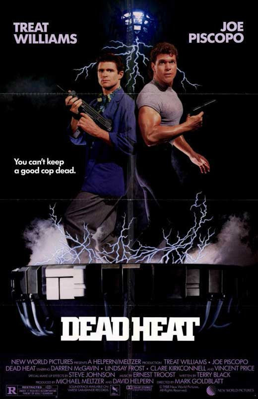 Dead Heat (1988) - Treat Williams  DVD