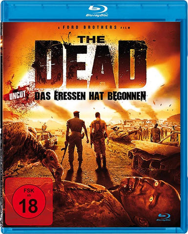 The Dead (2010) - Rob Freeman  Blu-ray