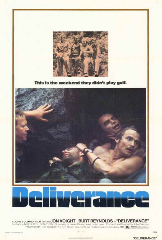 Deliverance (1972) - Burt Reynolds  DVD