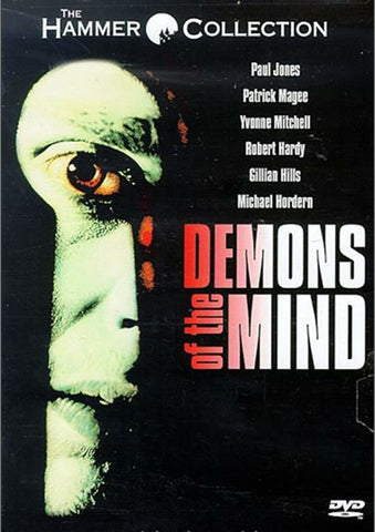 Demons Of The Mind (1971) - Patrick Magee  DVD