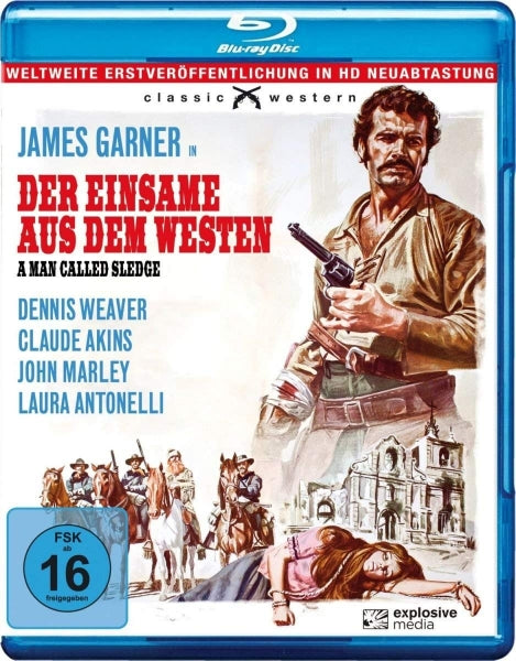 A Man Called Sledge (1970) - James Garner  Blu-ray