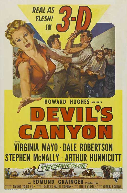 Devil´s Canyon (1953) - Dale Robertson  DVD