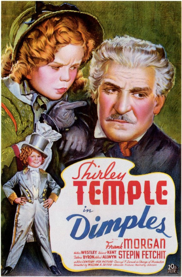 Dimples (1936) - Shirley Temple Color Version DVD