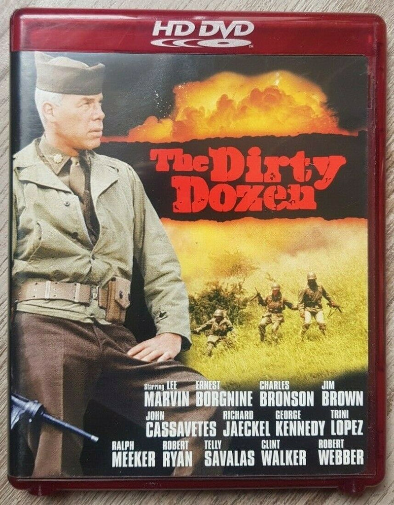 The Dirty Dozen (1967) - Lee Marvin  HD DVD