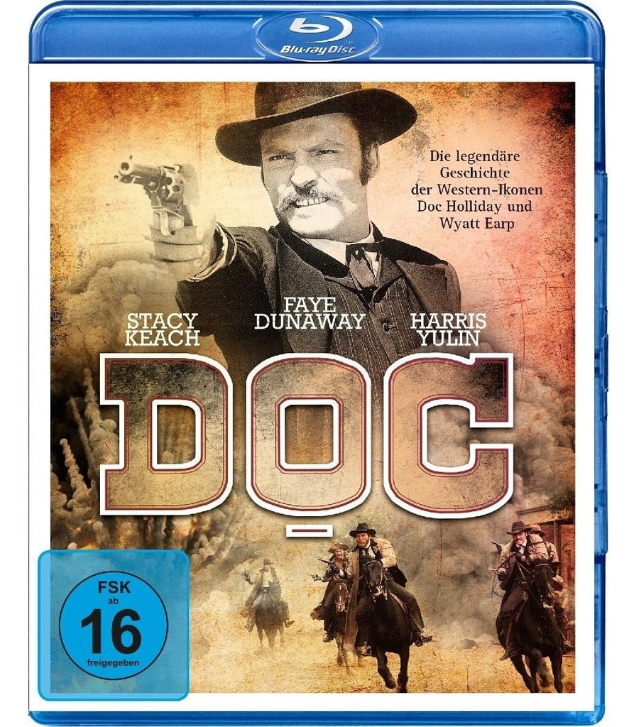 Doc (1971) - Stacy Keach  Blu-ray