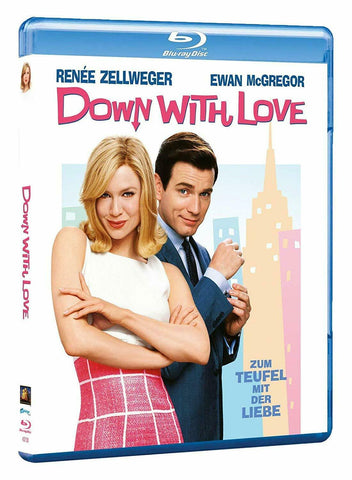 Down With Love (2003) - Renee Zellweger  Blu-ray