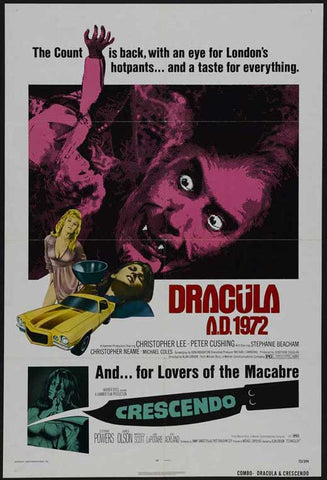 Dracula A.D. 1972 (1972) - Christopher Lee